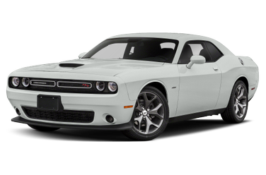 side view of 2021 Challenger Dodge