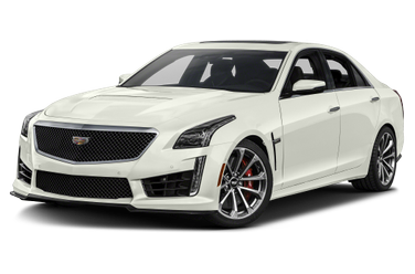 side view of 2019 CTS-V Cadillac