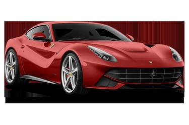 side view of 2014 F12berlinetta Ferrari
