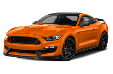 side view of 2020 Shelby GT350 Ford