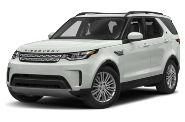 side view of 2018 Discovery Land Rover