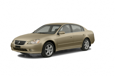side view of 2003 Altima Nissan