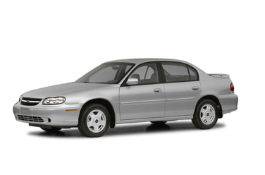 side view of 2002 Malibu Chevrolet