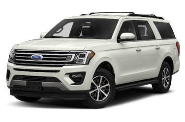 side view of 2019 Expedition Max Ford
