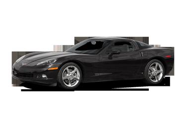 side view of 2007 Corvette Chevrolet