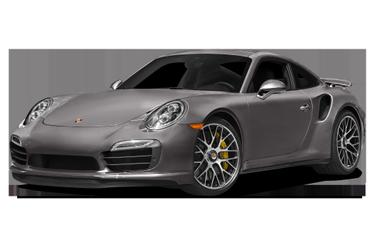 side view of 2014 911 Porsche