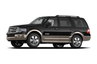 side view of 2008 Expedition Ford