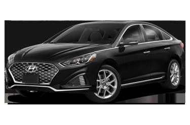 side view of 2019 Sonata Hyundai