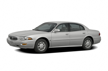side view of 2005 LeSabre Buick