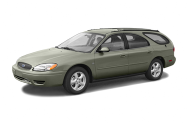side view of 2004 Taurus Ford