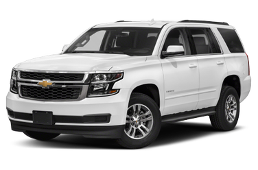 side view of 2018 Tahoe Chevrolet