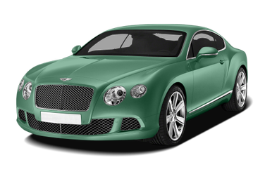 side view of 2012 Continental GT Bentley