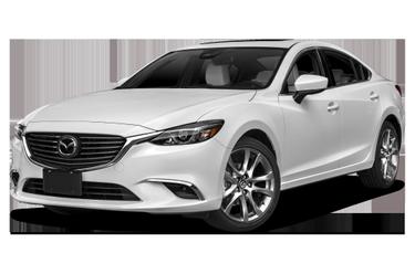 side view of 2017 Mazda6 Mazda