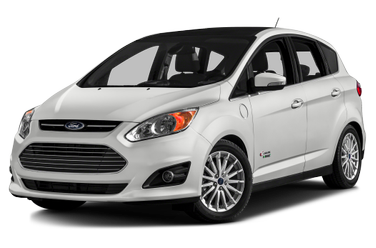 side view of 2015 C-Max Energi Ford