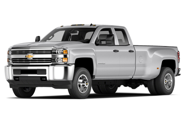 side view of 2016 Silverado 3500 Chevrolet
