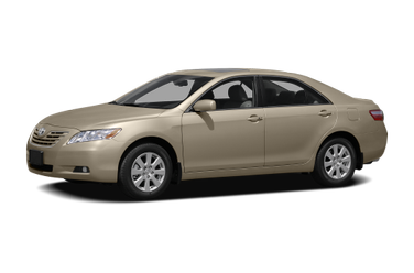 side view of 2008 Camry Toyota