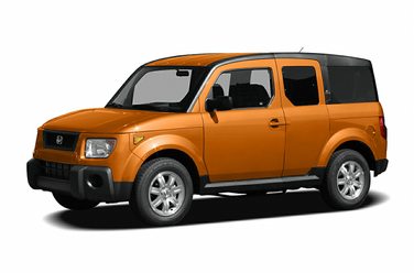 side view of 2006 Element Honda
