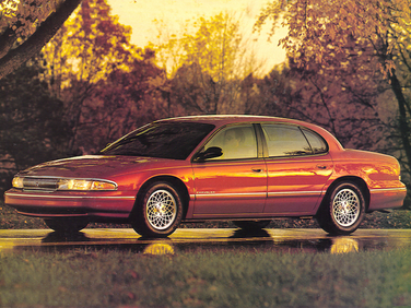 side view of 1994 New Yorker Chrysler