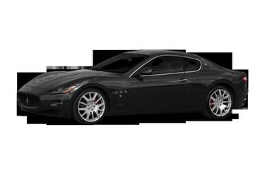 side view of 2009 GranTurismo Maserati