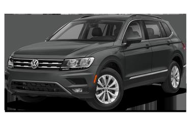side view of 2019 Tiguan Volkswagen