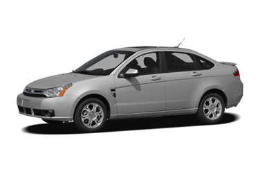 side view of 2008 Focus Ford