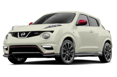 side view of 2013 Juke Nissan
