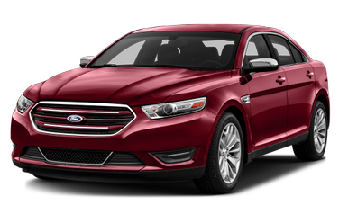 side view of 2015 Taurus Ford