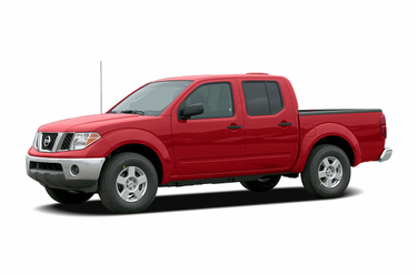side view of 2005 Frontier Nissan