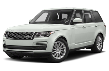 side view of 2020 Range Rover Land Rover