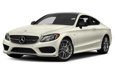 side view of 2017 AMG C 43 Mercedes-Benz