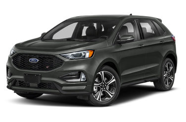 side view of 2020 Edge Ford