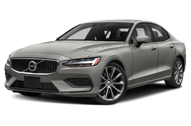 side view of 2020 S60 Volvo