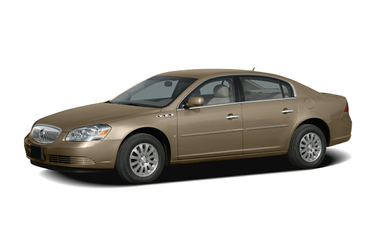 side view of 2007 Lucerne Buick