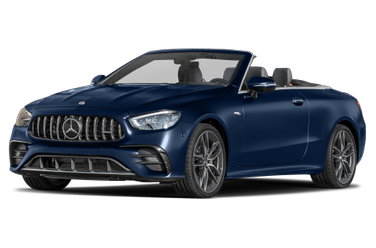 side view of 2020 AMG E 53 Mercedes-Benz