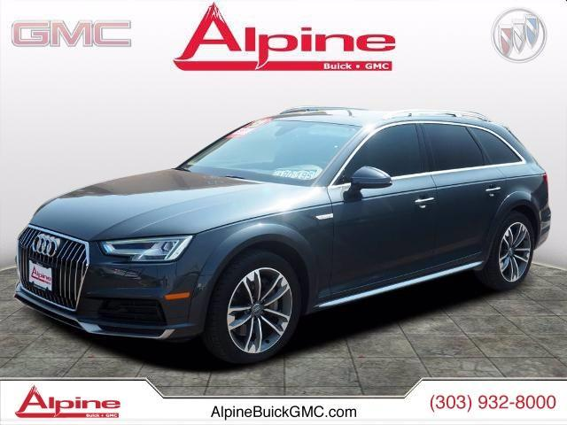 2018 Audi A4 Allroad