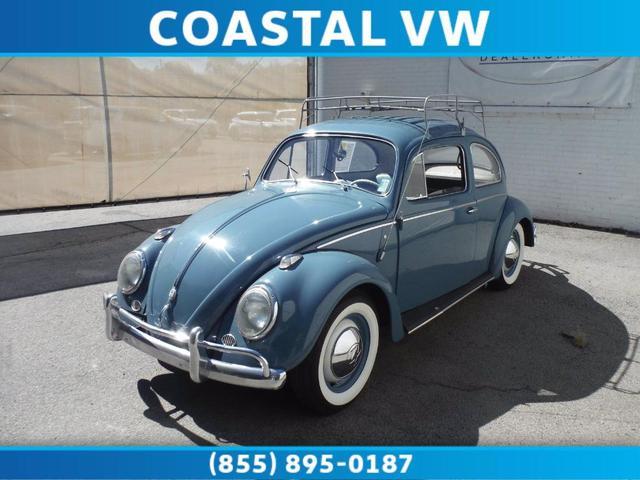 1959 Volkswagen Beetle (pre-1980)