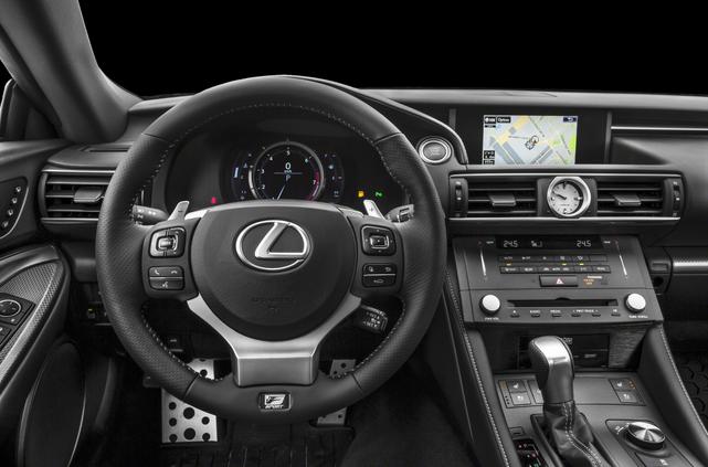 2018 Lexus RC 350