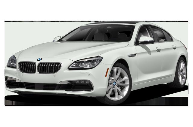 2019 BMW 640 Gran Coupe