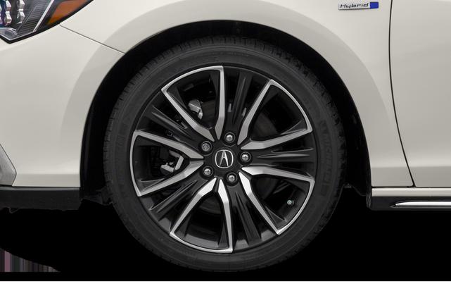 2018 Acura RLX Sport Hybrid