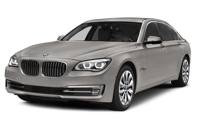 2013 BMW ActiveHybrid 740