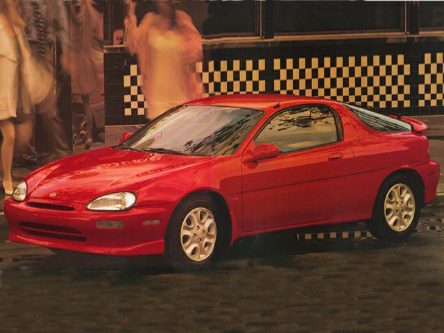 1992 Mazda MX-3