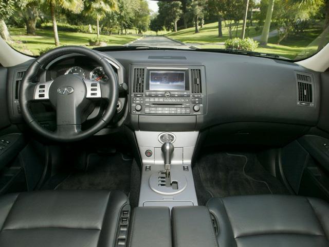 2003 INFINITI FX35