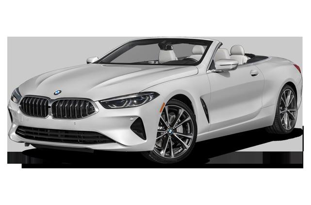 2021 BMW 840