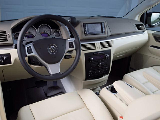 2014 Volkswagen Routan