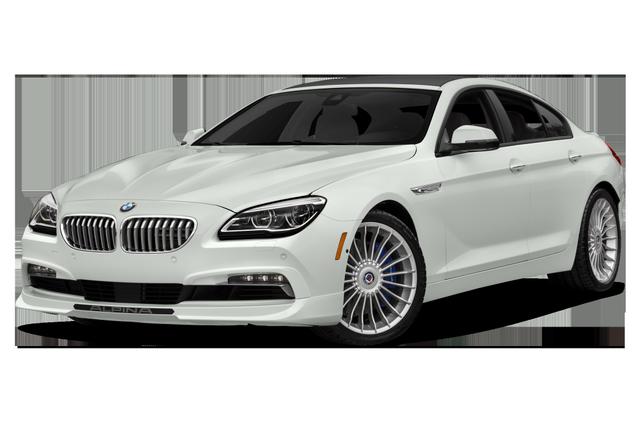 2019 BMW ALPINA B6 Gran Coupe