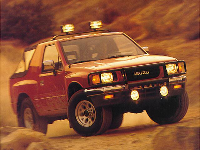 1993 Isuzu Amigo
