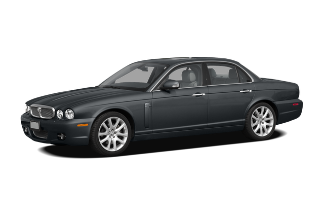 2008 Jaguar XJR