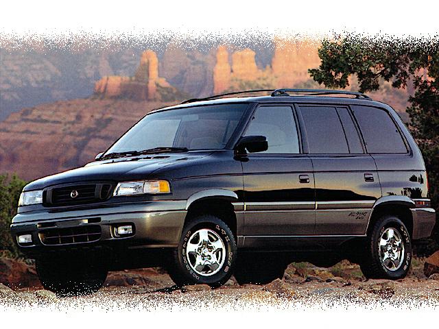 1998 Mazda MPV