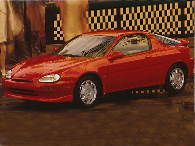 1993 Mazda MX-3