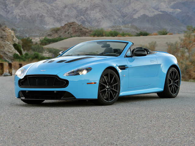 2015 Aston Martin V12 Vantage S